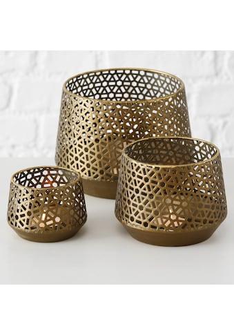 BOLTZE Windlicht »Topas«, aus Eisen kaufen