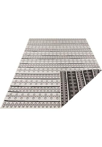 bougari Teppich »Madeira«, rechteckig, 15 mm Höhe, In- und Outdoor geeignet,... kaufen
