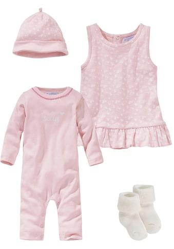 Klitzeklein Neugeborenen-Geschenkset »Sporty Sparkle«, aus Bio-Baumwolle kaufen