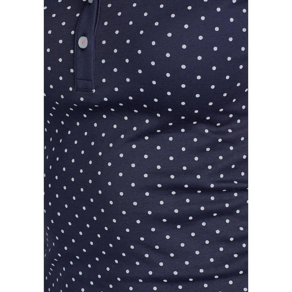 KangaROOS Poloshirt, im tollen Pünktchen-Muster