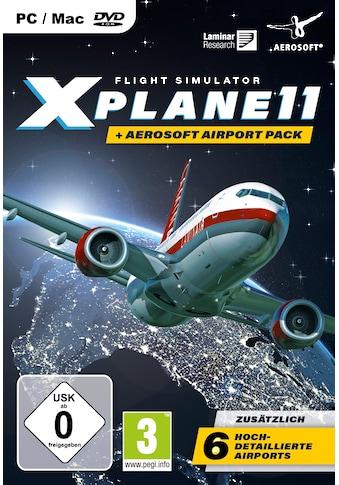 XPlane 11 + Aerosoft Pack PC kaufen