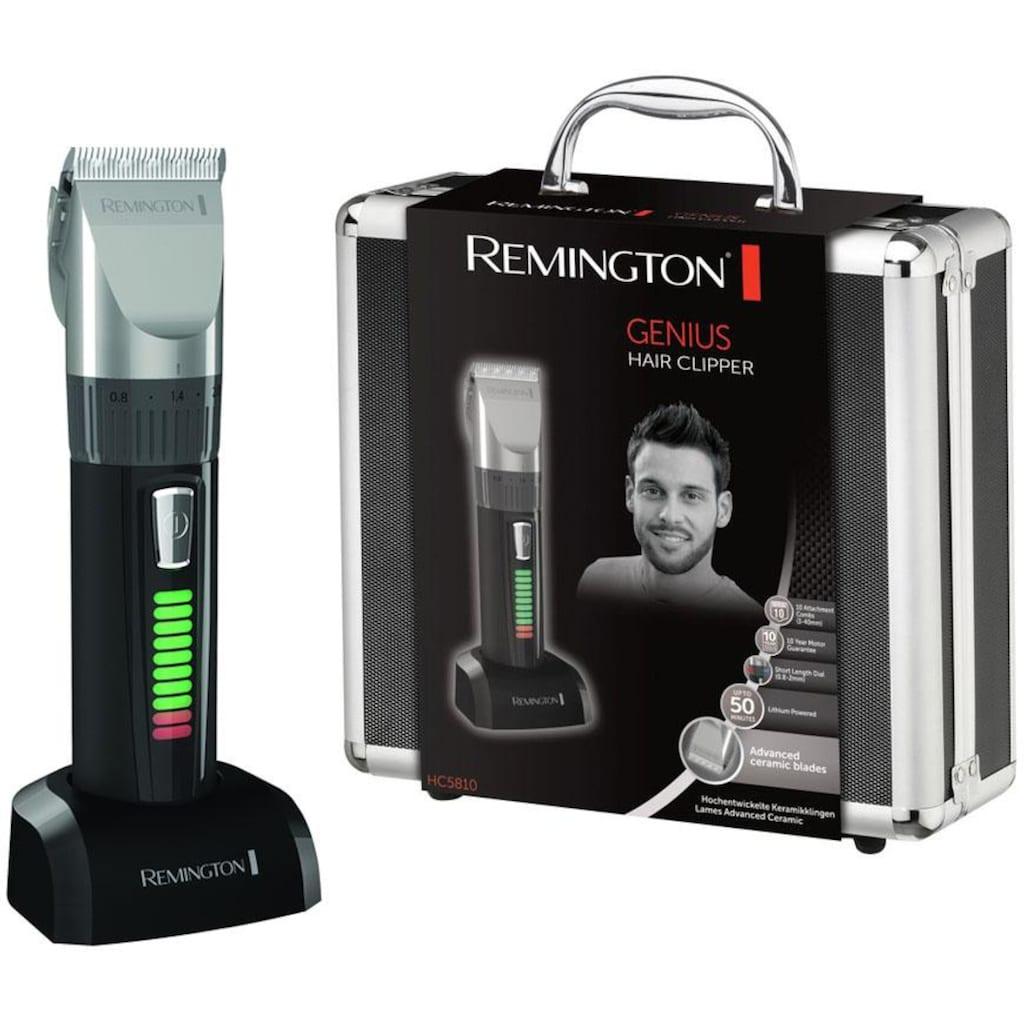 Remington Haar- und Bartschneider »HC5810 – Genius«, Akku/Netz