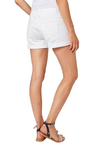 Pepe Jeans Jeansshorts »SIOUXIE«, super kurz in enger 5-Pocket-Passform kaufen