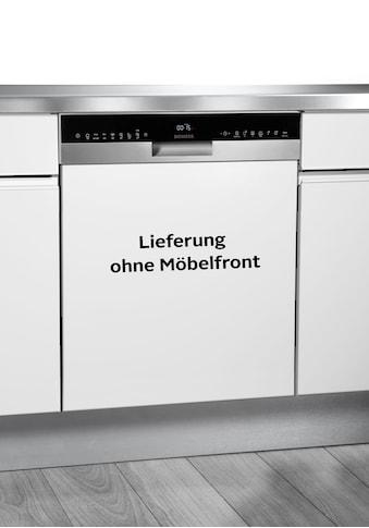 SIEMENS teilintegrierbarer Geschirrspüler iQ500, 9,5 Liter, 14 Maßgedecke kaufen