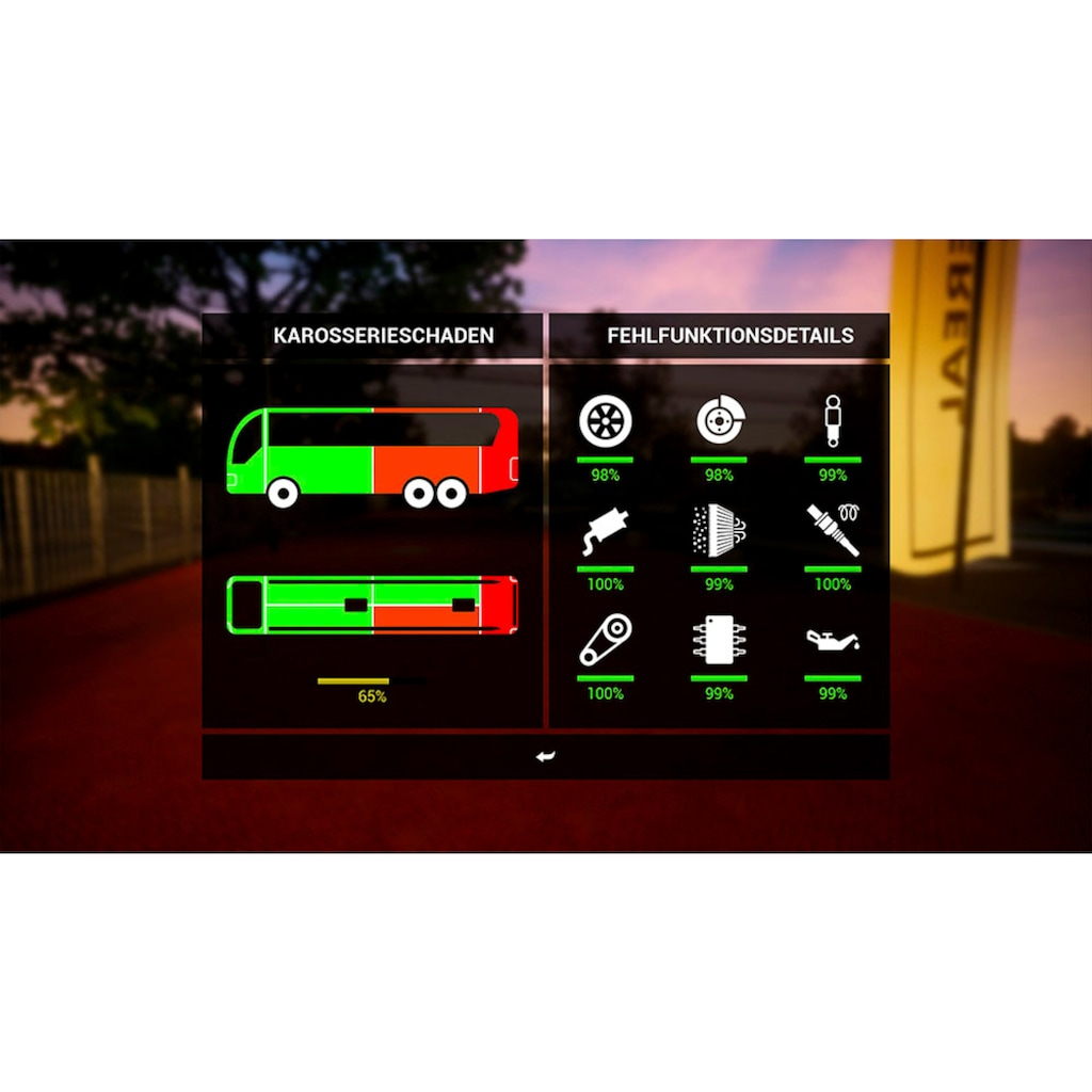 aerosoft Spiel »Fernbus Simulator Add-on - Fußball Mannschaftsbus«, PC