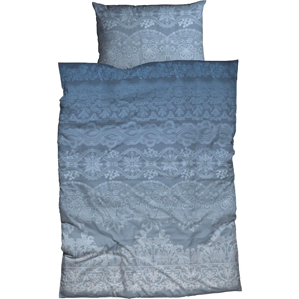 CASATEX Bettwäsche »Demir«, mit moderner Ornamentik