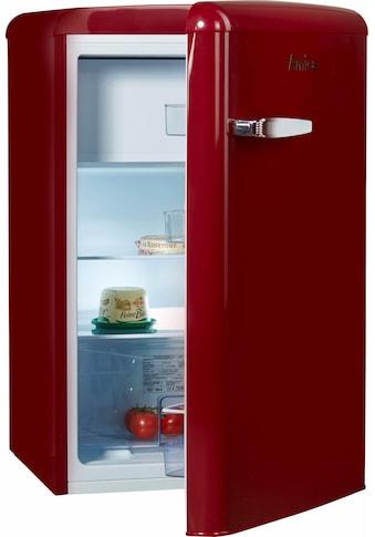 Amica Table Top Kühlschrank, KS 15611 R, 86 cm hoch, 55 cm breit kaufen