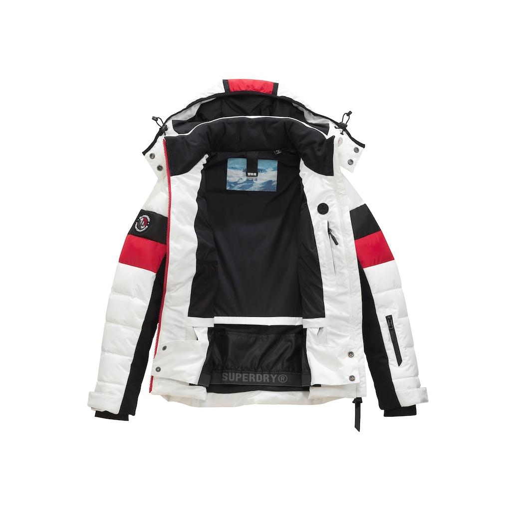 Superdry Sport Funktionsjacke »ALPINE REVIVE PUFFER«