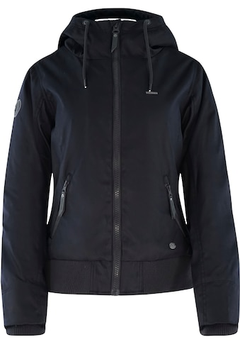 MAZINE Outdoorjacke »Maury Jacket«, trendy Kurzform mit Kapuze kaufen