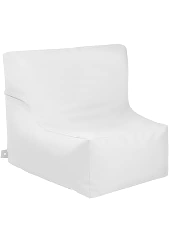 OUTBAG Sitzsack »Piece Skin«, wetterfest, für den Außenbereich, BxT: 90x115 cm kaufen