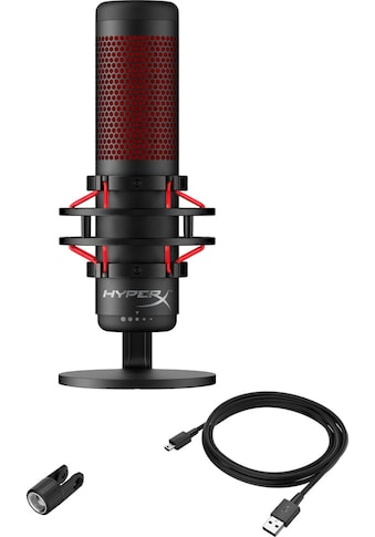 HyperX Mikrofon »QuadCast S« kaufen