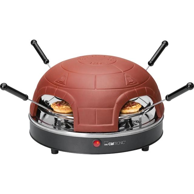 CLATRONIC, Pizzaofen »PO 3681«, Grill