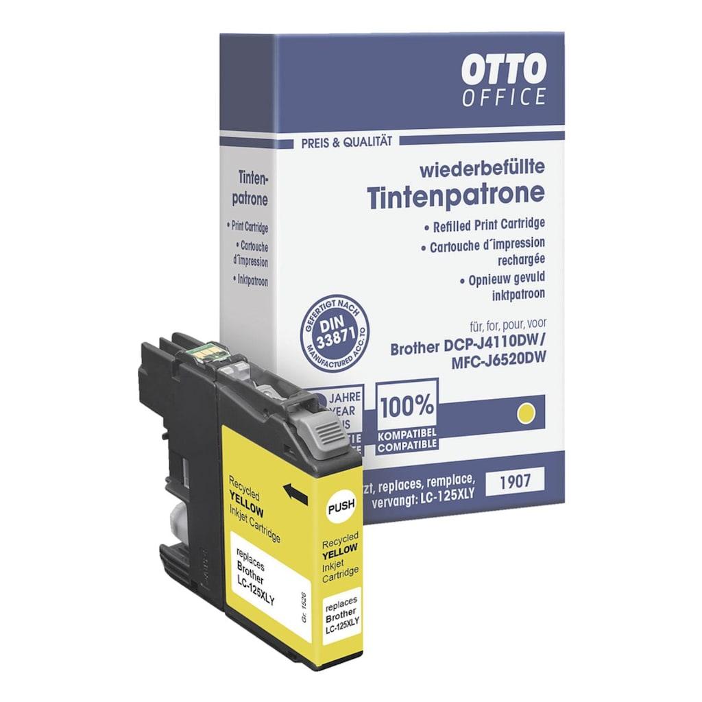 Otto Office Tintenpatrone ersetzt Brother