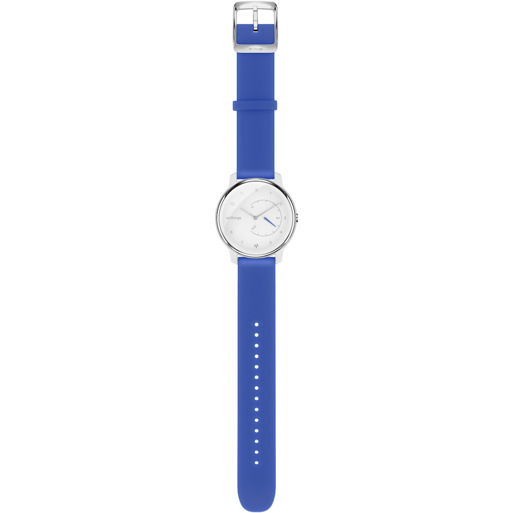 Withings Fitnessuhr »Move EKG«