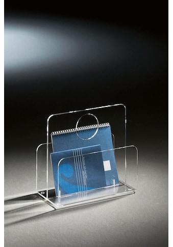 Places of Style Zeitungsständer »Remus«, aus Acrylglas kaufen