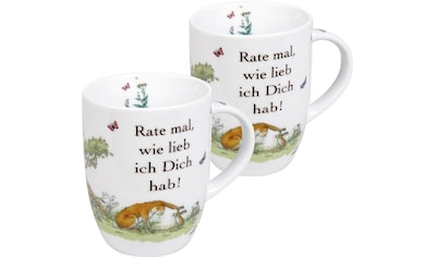 Könitz Becher »Weißt du eigentlich..-Rate mal«, (Set, 2 tlg.), 2-teilig kaufen