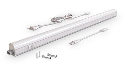 B.K.Licht LED Unterbauleuchte, LED-Board, Neutralweiß, LED Lichtleiste Küchenlampe Schrankbeleuchtung Stecksystem 15W 1.200 Lumen 4.000K weiß 87cm kaufen