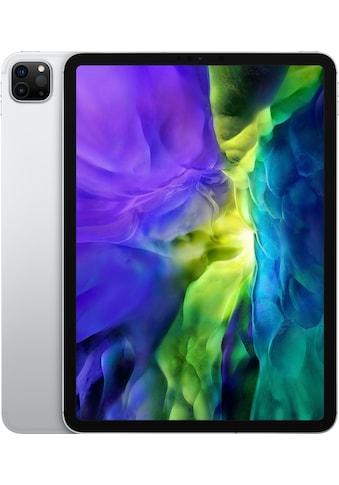 Apple »iPad Pro 11.0 (2020)  -  1 TG Cellular« Tablet (11'', 1024 GB, iPadOS, 4G (LTE)) kaufen