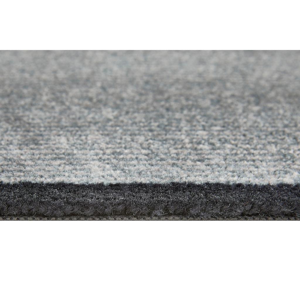 Barbara Becker Läufer »Gentle«, rechteckig, 10 mm Höhe, Schmutzfangläufer, Schmutzfangteppich, Schmutzmatte, In- und Outdoor geeignet, waschbar