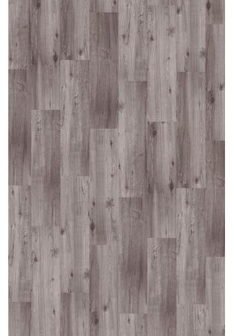 Infloor Teppichfliese »Velour Holzoptik Eiche grau«, rechteckig, 4 mm Höhe,... kaufen
