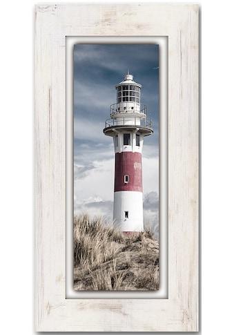 Home affaire Holzbild »Leuchtturm«, maritim, 40/80 cm kaufen