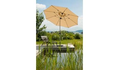 SCHNEIDER SCHIRME Sonnenschirm Venedig O 270 Cm Neigbar Ohne Schirmstander Kaufen