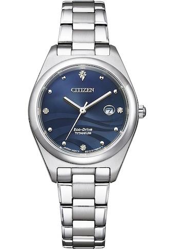 Citizen Titanuhr »EW2600-83L« kaufen