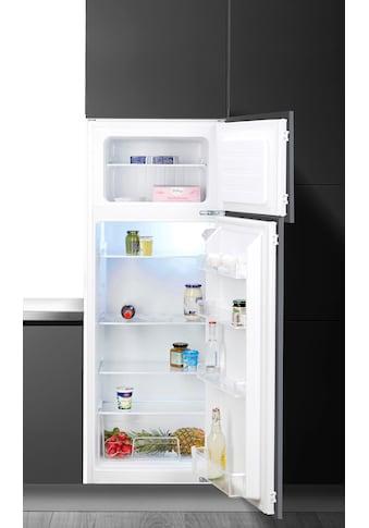 Amica Einbaukühlgefrierkombination, EDTS 374 900, 144 cm hoch, 54 cm breit, LED-... kaufen
