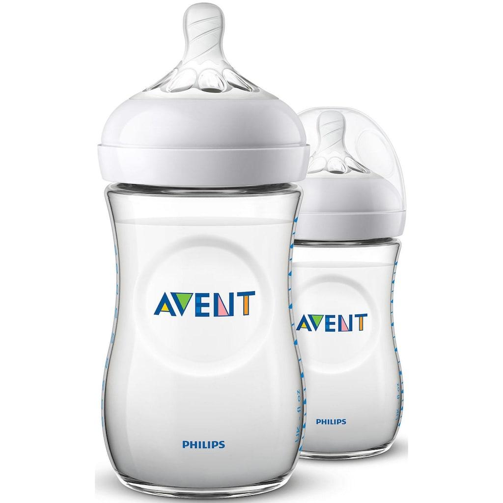 Philips AVENT Babyflasche »Natural Flasche SCF033/27«