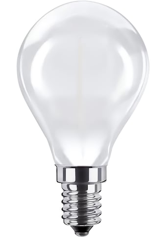 SEGULA LED-Leuchtmittel »Tropfenlampe«, E14, 1 St., Warmweiß, LED Tropfenlampe, kleine LED, Vintage LED Lampe, Tropfenform LED, dimmbare kleine LED, E14 LED matt, matte LED Lampe, dimmbares LED Leuchtmittel, LED klein, warmweiß LED kaufen