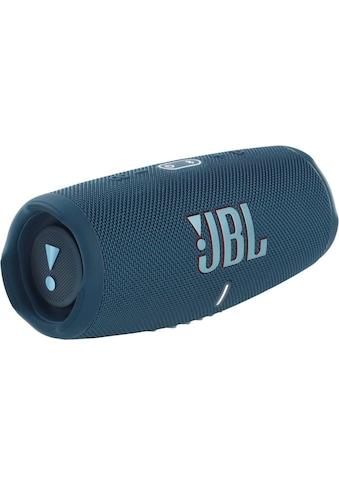 JBL Bluetooth-Lautsprecher »Charge 5 Portabler«, wasserdicht kaufen
