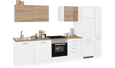 HELD MÖBEL Küchenzeile »Visby«, ohne E-Geräte, Breite 330 cm kaufen