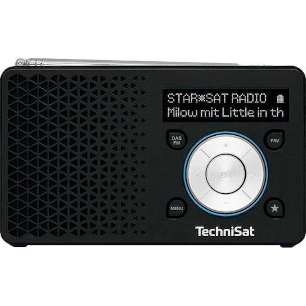 TechniSat Digitalradio (DAB+) »DIGITRADIO 1«, (Digitalradio (DAB+)-UKW mit RDS 1 W)
