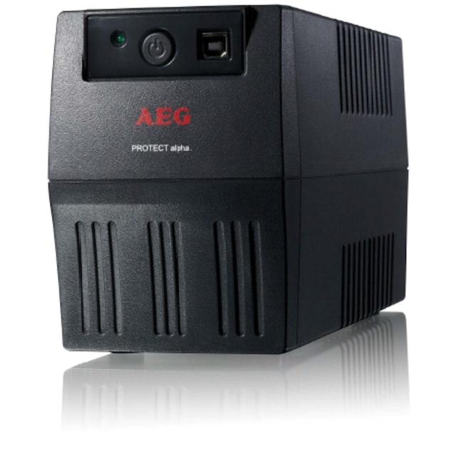 AEG USV »SoHo USV Protect alpha. 450VA / 240W, schwarz«