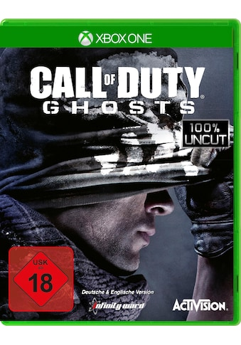 Activision Spiel »Call of Duty: Ghosts«, Xbox One, Software Pyramide kaufen