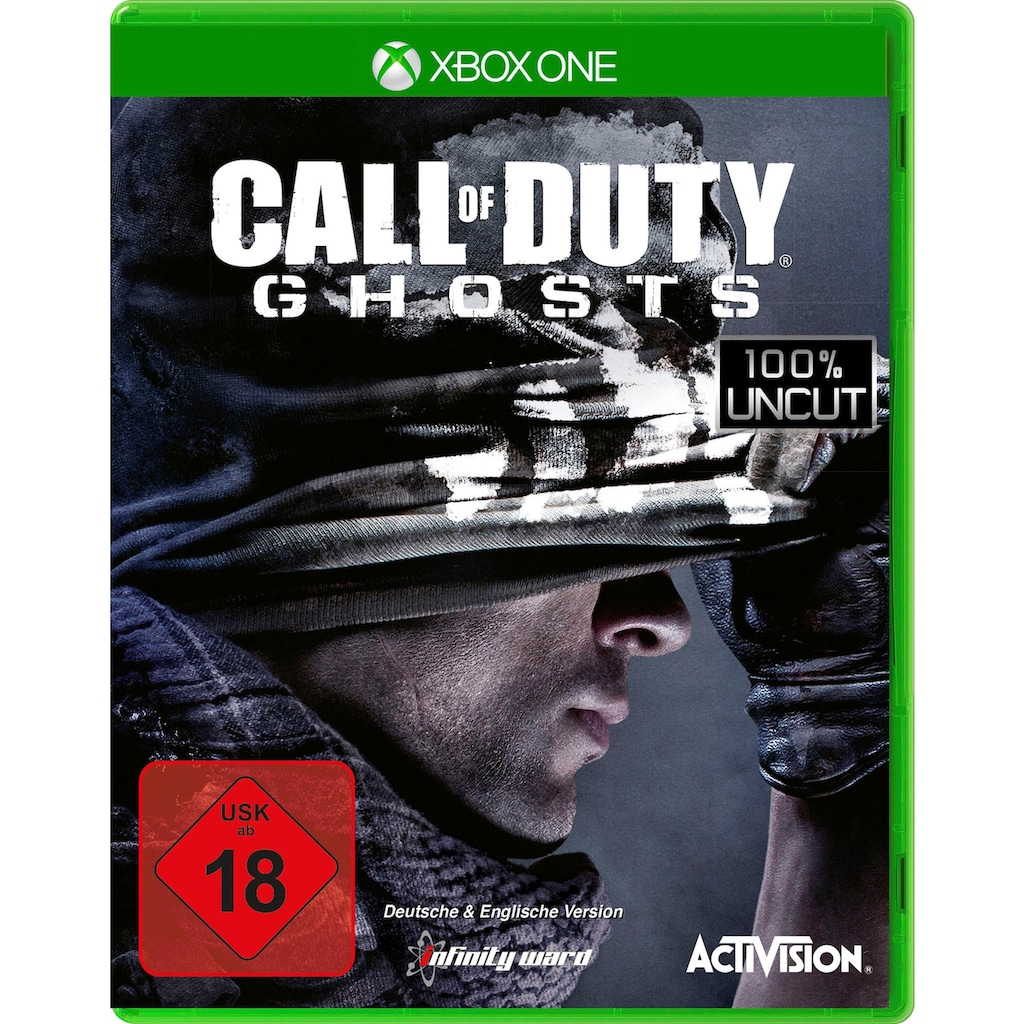 Activision Spiel »Call of Duty: Ghosts«, Xbox One, Software Pyramide