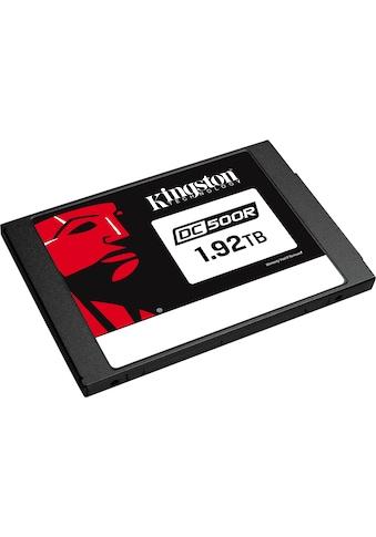 Kingston »Data Center DC500R Enterprise« SSD 2,5 '' kaufen