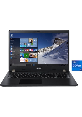 "Acer Notebook »TMP215-53-79KD«, (39,62 cm/15,6 "" Intel Core i7 Iris Xe Graphics\r\n... kaufen"