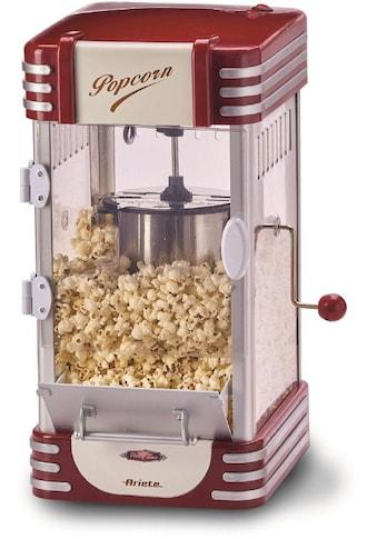 Ariete Popcornmaschine »2953 XL Party Time«, mit Innenraumbeleuchtung kaufen