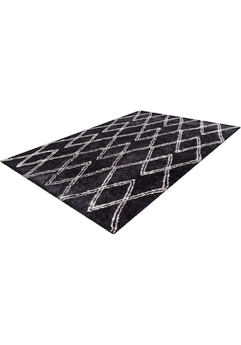 Hochflor - Teppich, »Leasly«, Leonique, rechteckig, Höhe 27 mm, maschinell gewebt kaufen