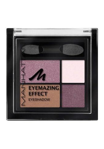 MANHATTAN Lidschatten-Palette »Eyemazing Effect« kaufen