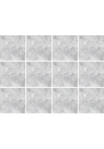 Fliesenaufkleber »Grau« kaufen