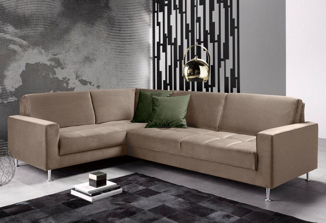 inosign ecksofa style auf rechnung bestellen. Black Bedroom Furniture Sets. Home Design Ideas