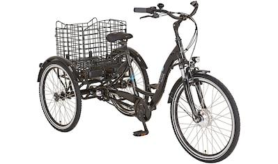 "Prophete E - Bike »CARGO 3R E - Bike 24""/26""«, 3 Gang Shimano Nabenschaltung, Frontmotor 250 W kaufen"