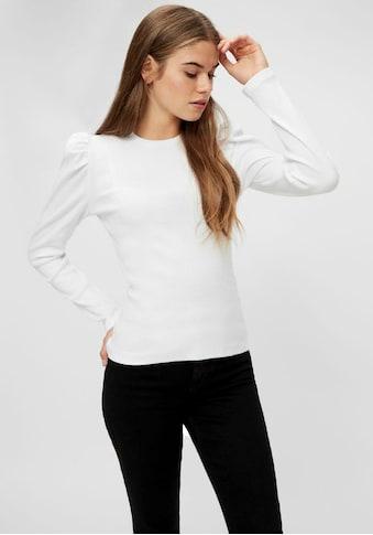 pieces Rundhalsshirt »PCANNA« kaufen