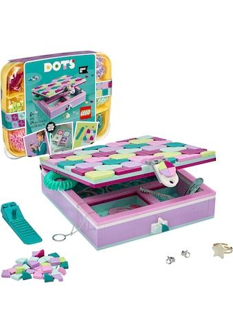 """LEGO® Konstruktionsspielsteine """"Schmuckbox (41915), LEGO® Dots"""", Kunststoff, (374 - tlg.) kaufen"""