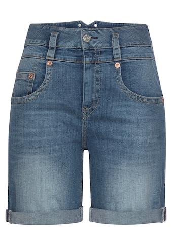 Herrlicher Jeansshorts »PITCH HI SHORTY«, im Boyfriend-Look kaufen