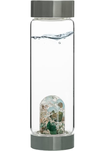 VitaJuwel Wasserkaraffe »Edelsteinflasche ViA Forever Young«, (Aquamarin - Aventurin -... kaufen