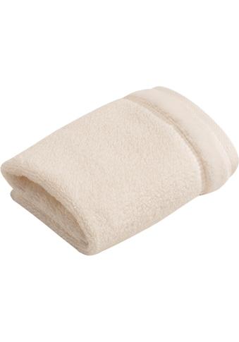 Vossen Waschlappen »Pure«, BIO Baumwolle & Vegan kaufen