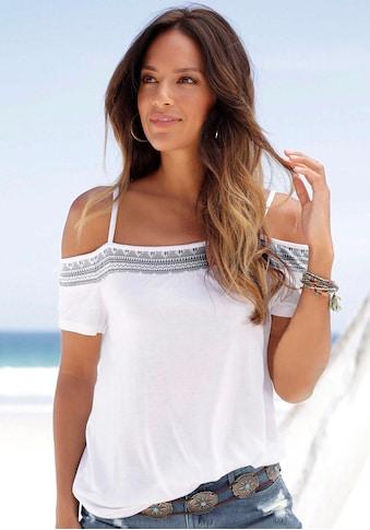 s.Oliver Beachwear Kurzarmshirt kaufen